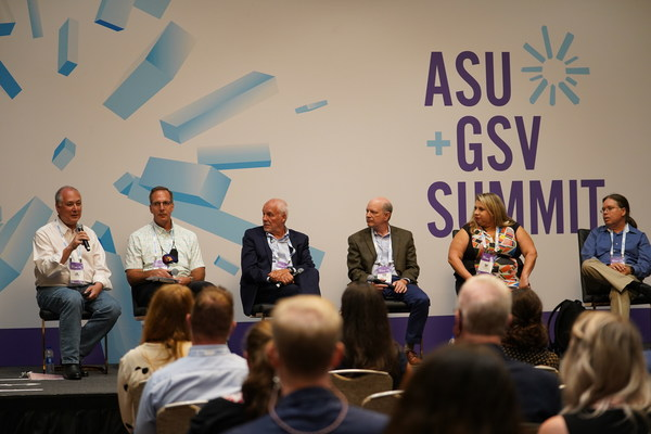EdSAFE AI Alliance being announced at the ASU+GSV Summit 2021