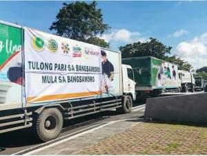 BARMM sends assistance to Lanao del Sur.