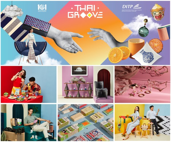 Thailand's virtual multi-brand showroom experience bringing great creations to the world.