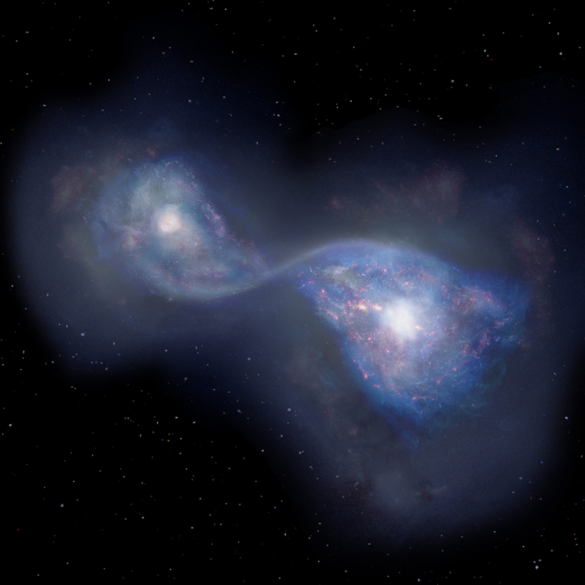 alma discovers earliest example