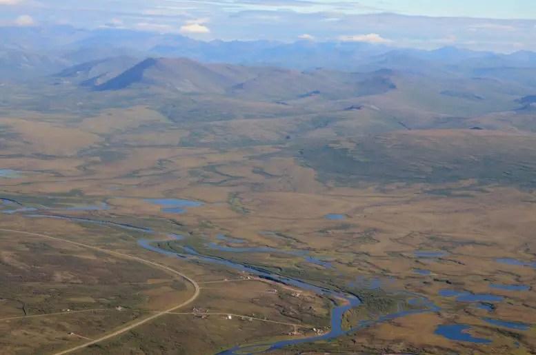 ASCENDS Campaign Nome Alaska