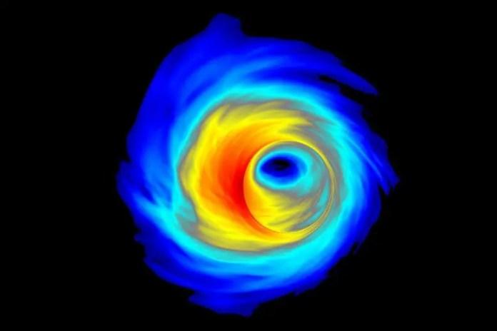 Accretion Disk Surrounding Supermassive Black Hole