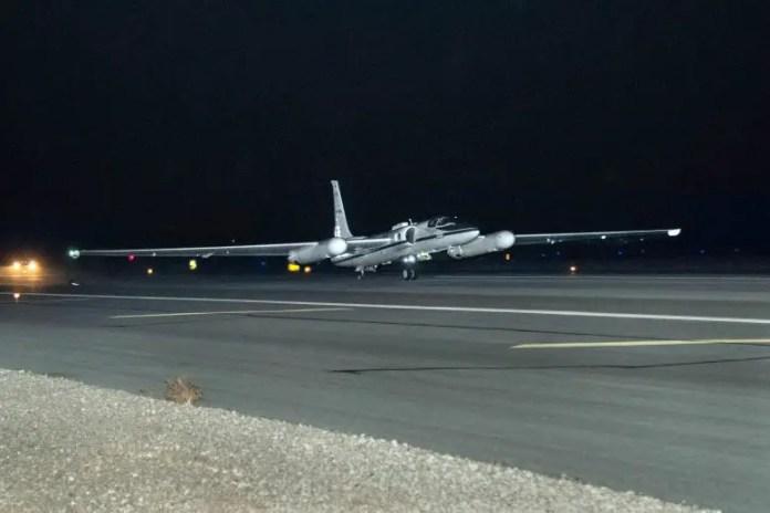 Air-LUSI ER2 NASA Armstrong Flight Research Center