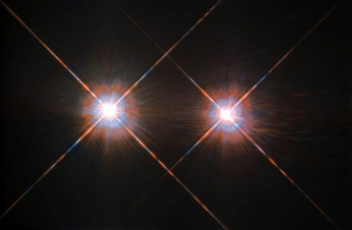 Alpha Centauri AB
