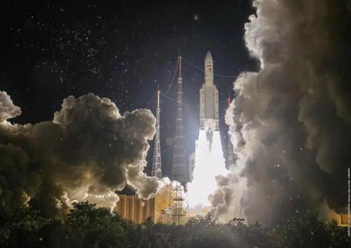 Ariane 5 Flight VA253