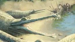 Artist Impression Mystriosaurus