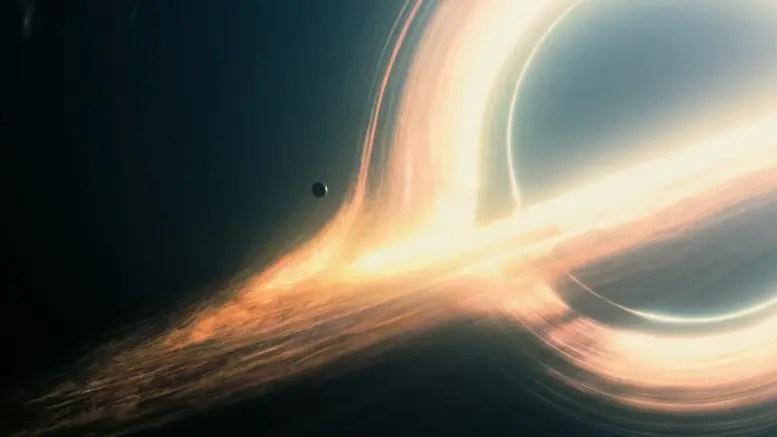Black Hole Gargantua