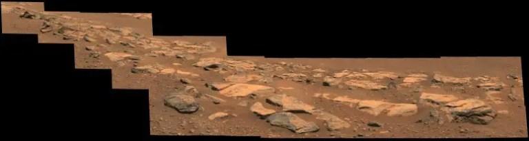 Citadelle Mosaic Mars