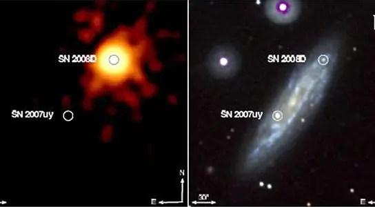 Core-collapse-supernova