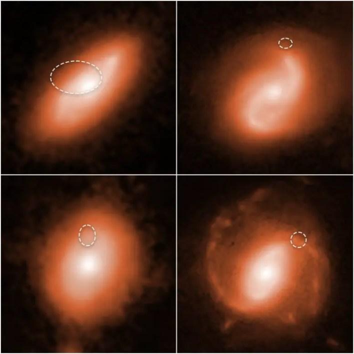 Hızlı Radyo Patlaması Ev Sahibi Galaksiler