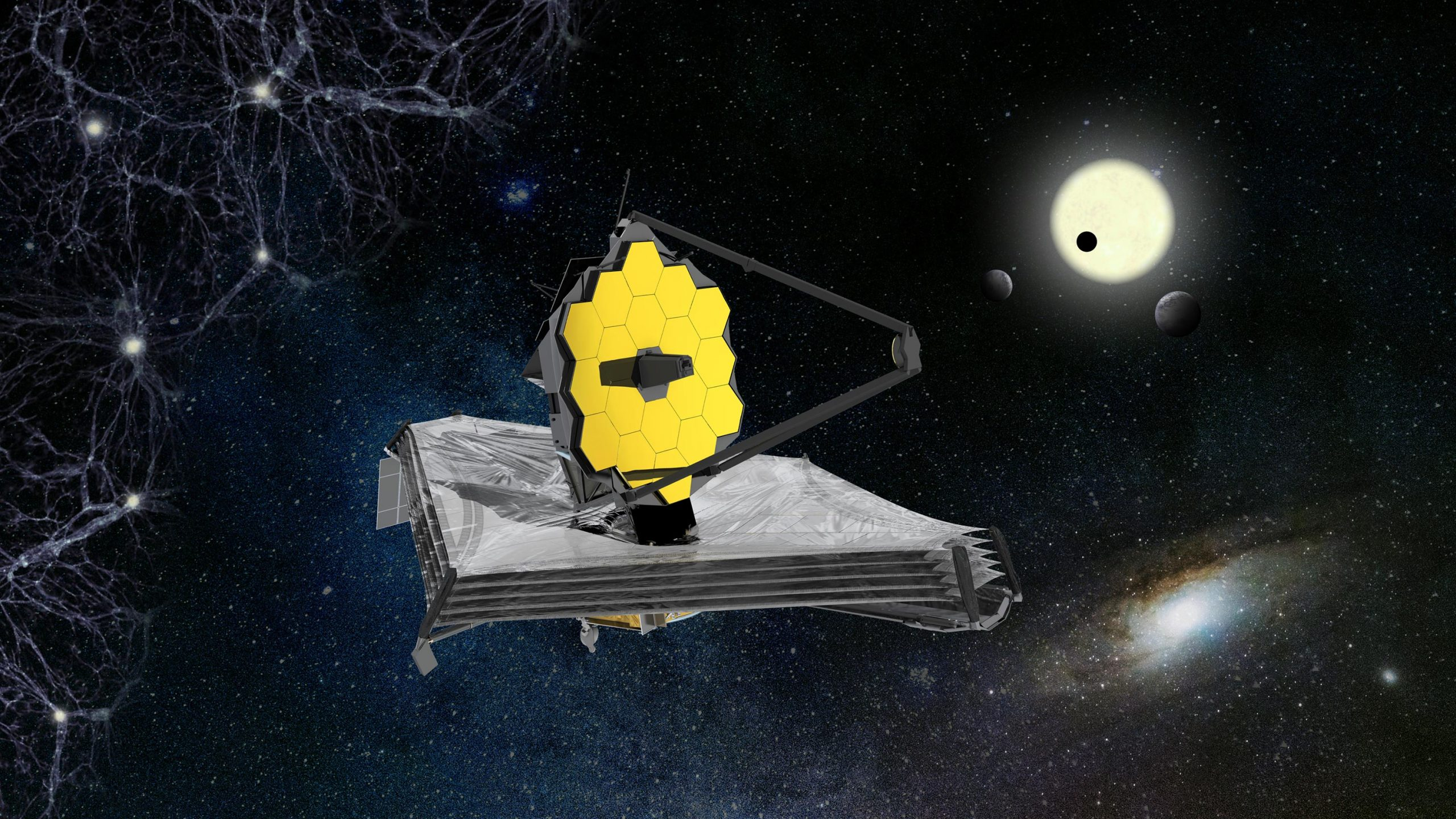 James Webb Space Telescope Artists Impression scaled, The Greatest Origin Story of All: NASA Webb Space Telescope – 29 Days on the Edge [Video], Stephen Hawking black hole, ,Days, Edge, Greatest, nasa, Origin, science news, SPACE, spacelivenews, Story, telescope, video, Webb, SpaceLiveNews