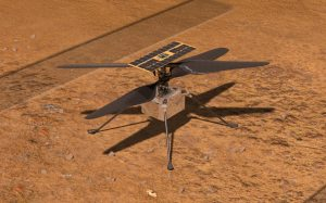 NASA's Ingenuity Helicopter needs a Flight Control Software update for its maiden flight on Mars