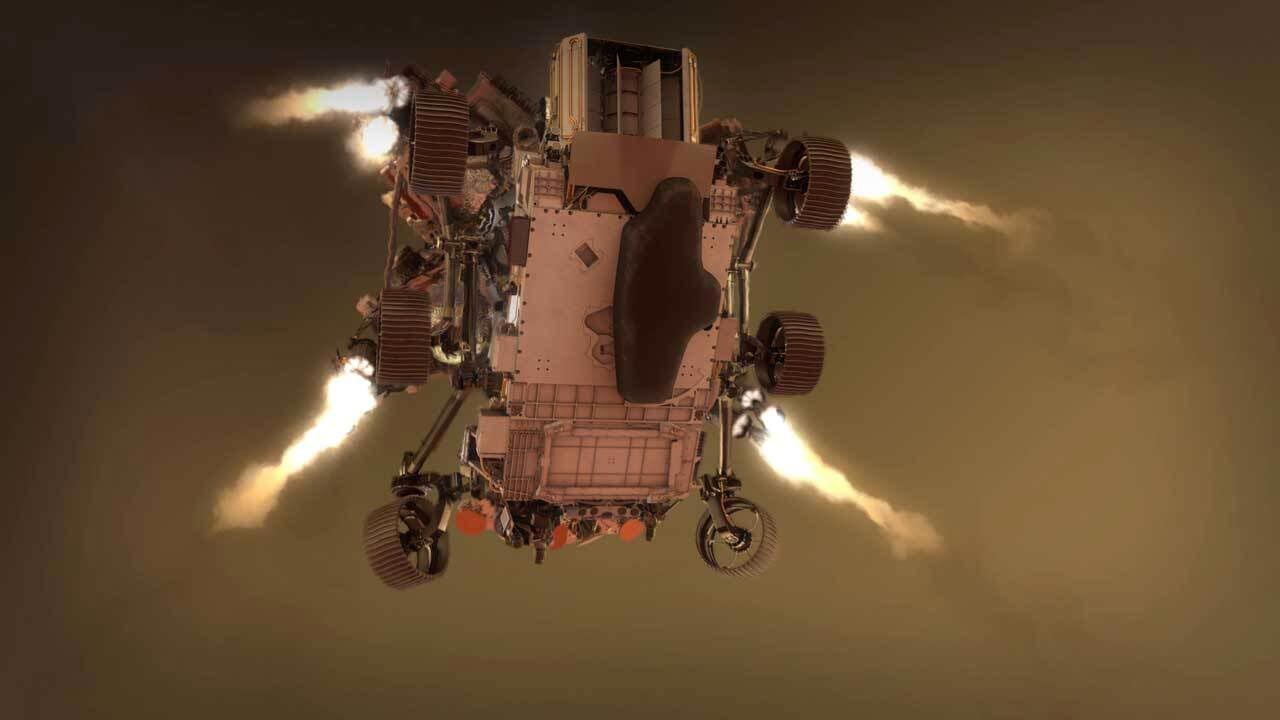 Rover Perseverance / Nasa S Newest Mars Rover Gets A Name Perseverance Los Angeles Times : Was there once life on mars? - bursting-brainsz