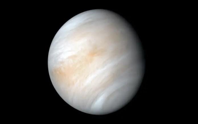 NASA Planet Venus