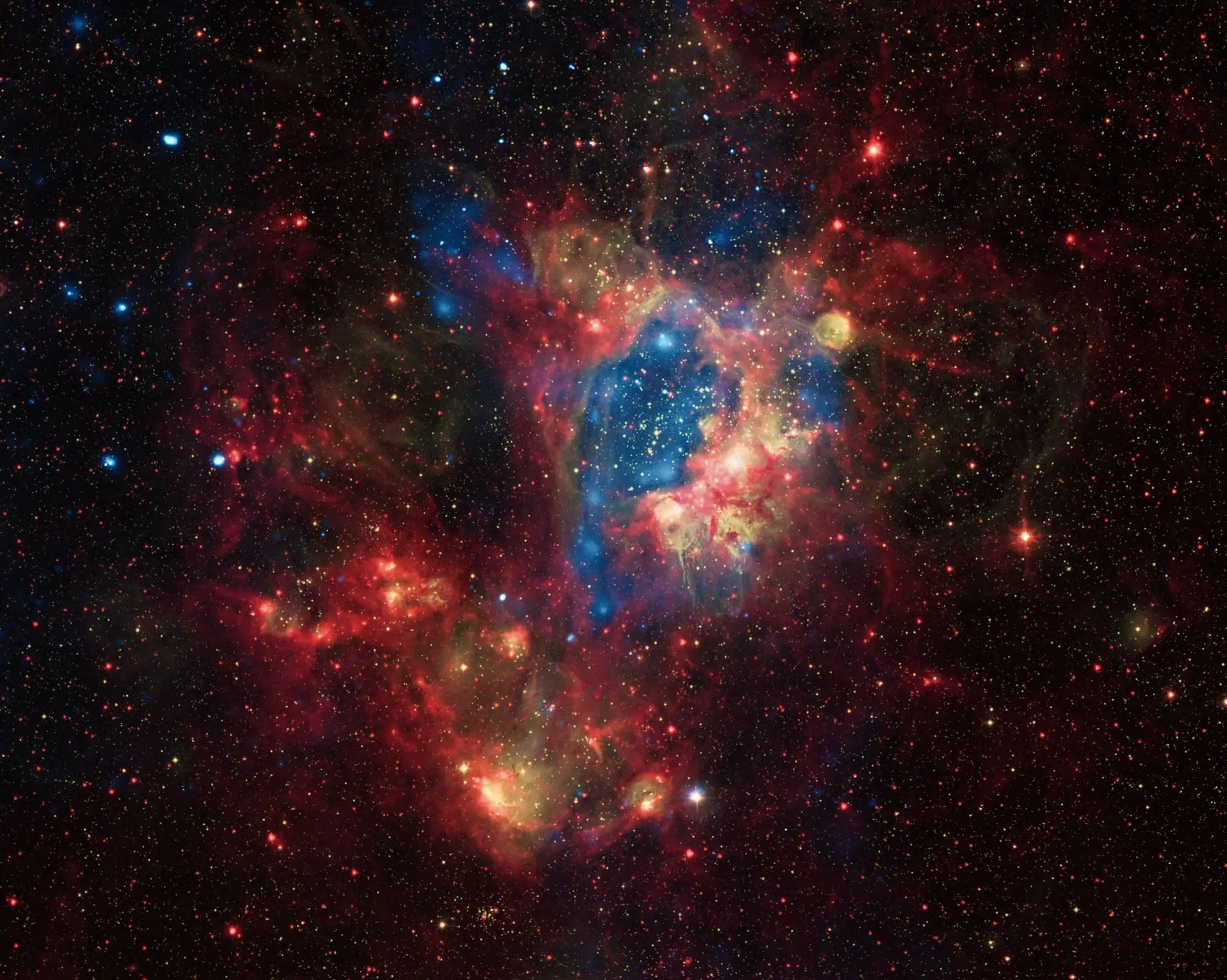 NGC 1929 N44 Nube de Magallanes