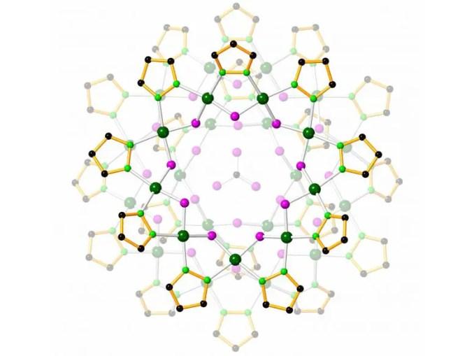Nanojars Capture Dissolved Carbon Dioxide