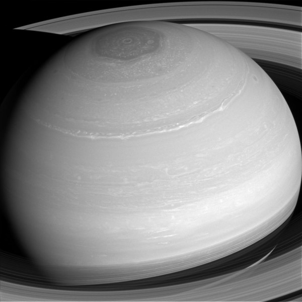 Real Saturn Pictures Cassini