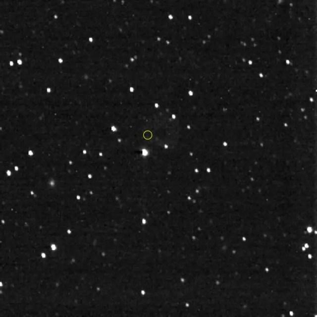 New Horizons Spacecraft Voyager 1