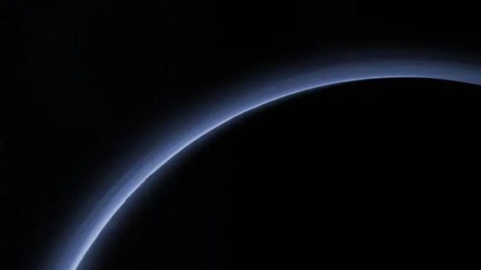 Pluto Atmosphere