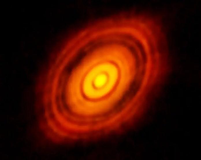 Protoplanetary Disk of HL Tauri