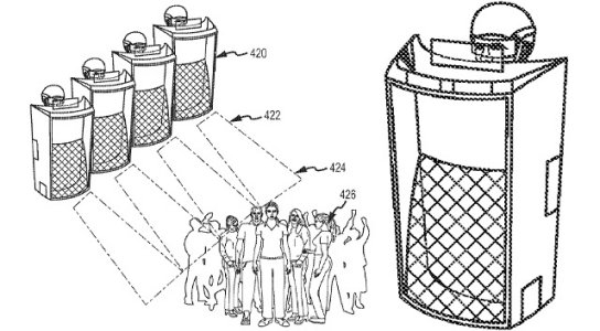 Riot Shields That Create A 'Wall of Sound' Patented