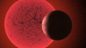 Astronomers are discovering a new super-earth orbiting the Red Dwarf star