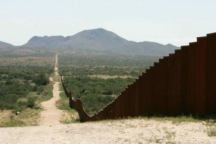 ABD Meksika Sınırı
