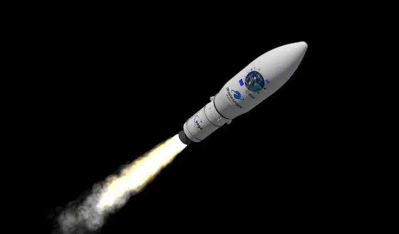 Vega VV16 con lanzamiento SSMS