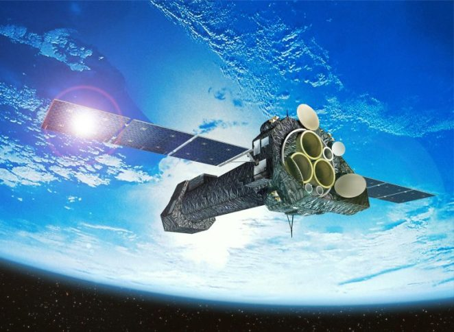XMM-Newton Satellite