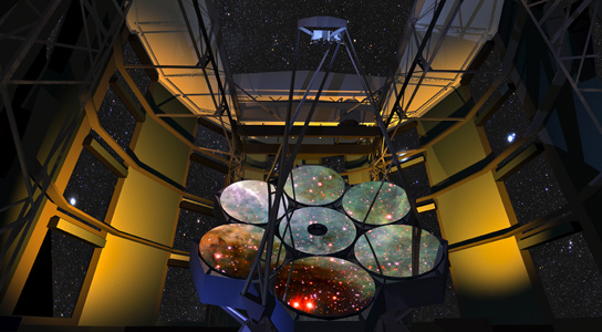 great-magellan-telescope-honeycomb