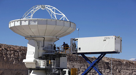 superconducting-telescope