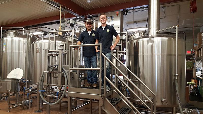 SciTech intern taps lab experience to land brewery internship