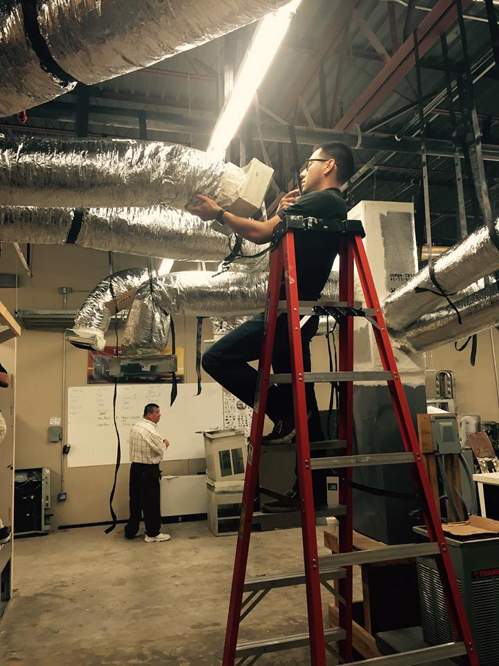 7 Certifications That Will Make Students of HVAC Schools