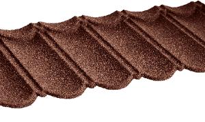 Композитная черепица Queentile Classic 1-тайловый фото