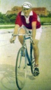 Æresformand for Sønderborg Cykle Klub Jørgen Rudolf Hansen.