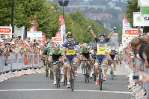 Matti Breschel vinder endnu engang i Sønderborg. Foto: http://www.postdanmarkrundt