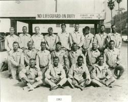 Staff photo 1962