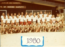Staff Photo 1980