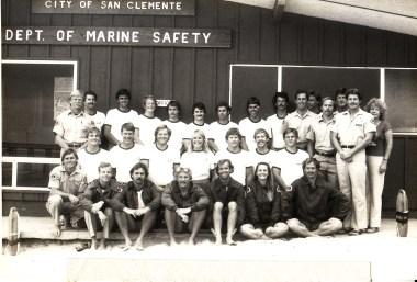 Staff Photo 1982