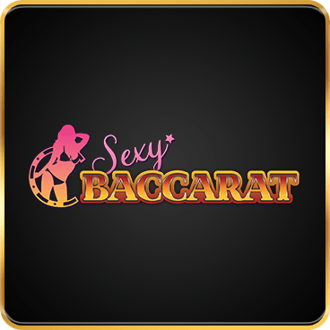 Logo sexy baccarat png
