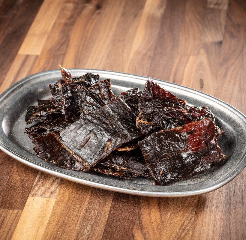 Lancaster Sweet & Spicy Beef Jerky for Sale   S. Clyde Weaver