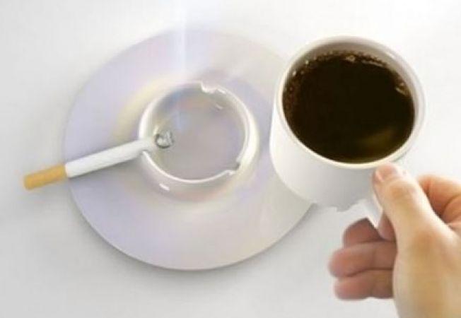 Imagini pentru poze cu cafea si tigara