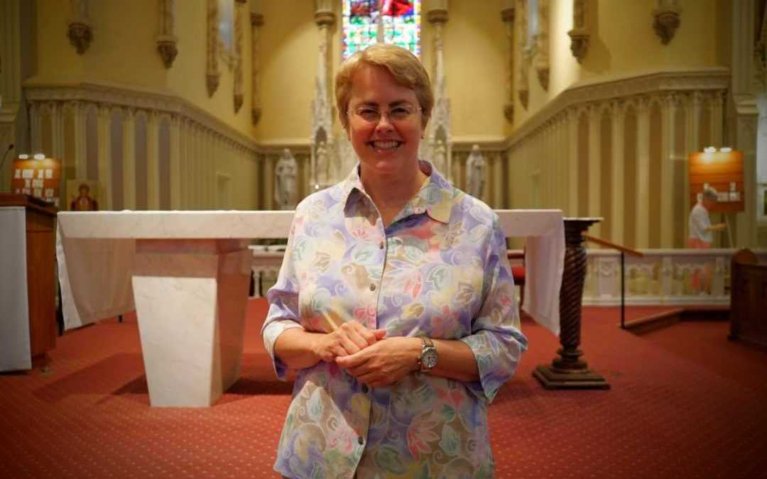 Welcome Judy Donohue to the Sisters of Charity of Nazareth