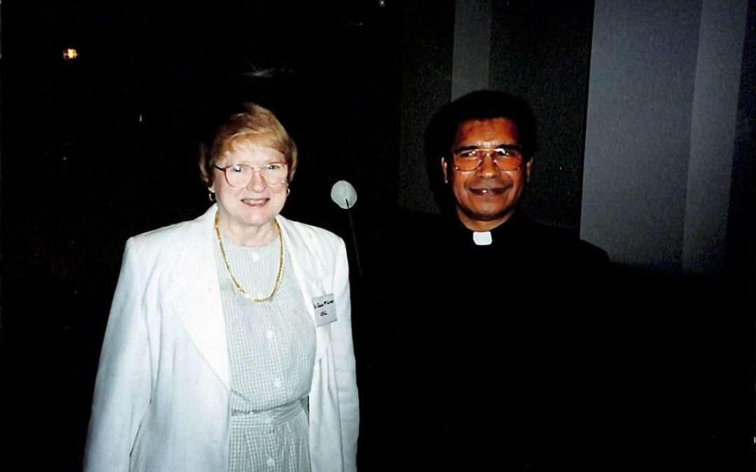 Sister Elaine McCarron, SCN