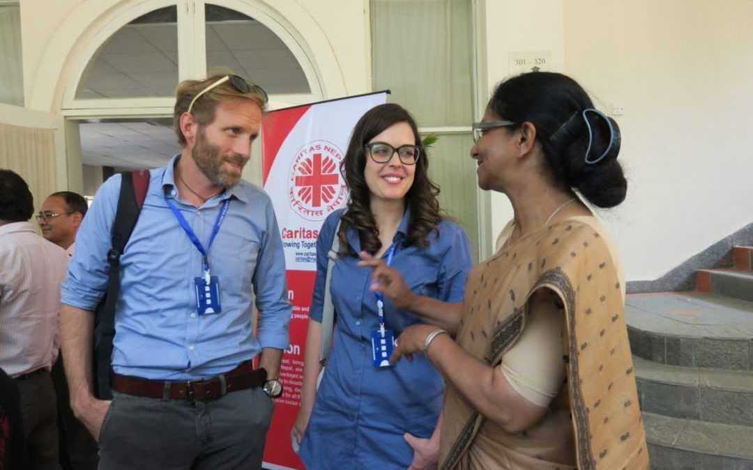 Caritas Internationalis meets in Kathmandu