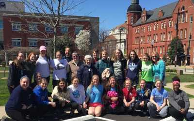 Associates join Presentation Academy on mission trip