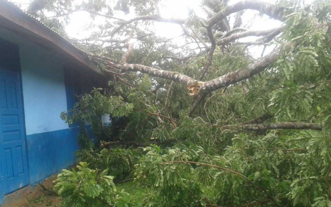 Report on hurricane repairs from Catholic Public Schools, Belize