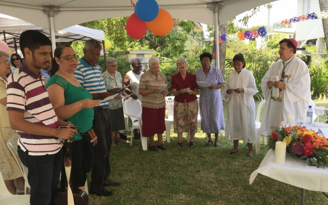 Belize Says 'Thank You' to Sister Maggie Cooper