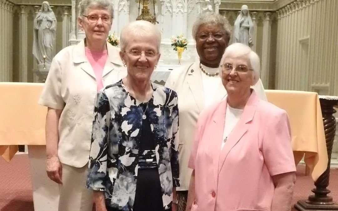 Sisters celebrate Golden Jubilee