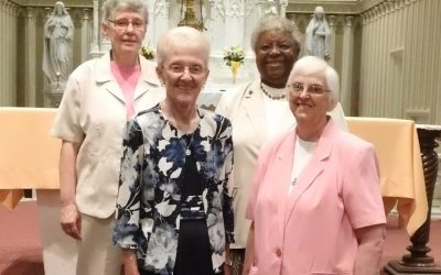 Sisters celebrate Golden Jubilee